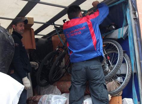 Организация перевозки мебели - быстро и качественно