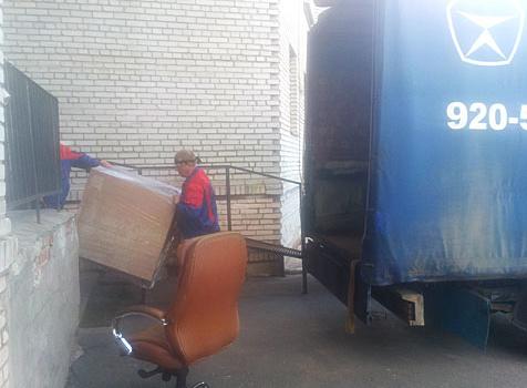 Перевозки в Санкт-Петербурге