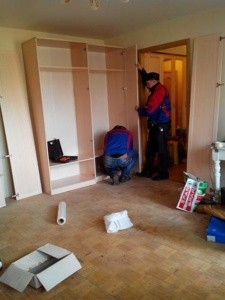 квартирный переезд в санкт петербурге под ключ