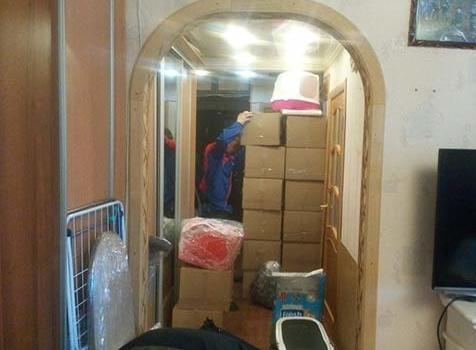 Перевозка мебели в Санкт-Петербурге грузчики недорого