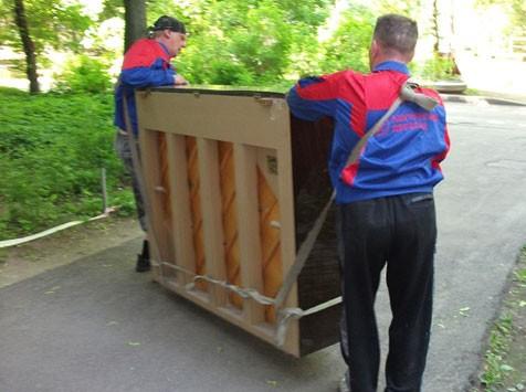 Мебельные переезды